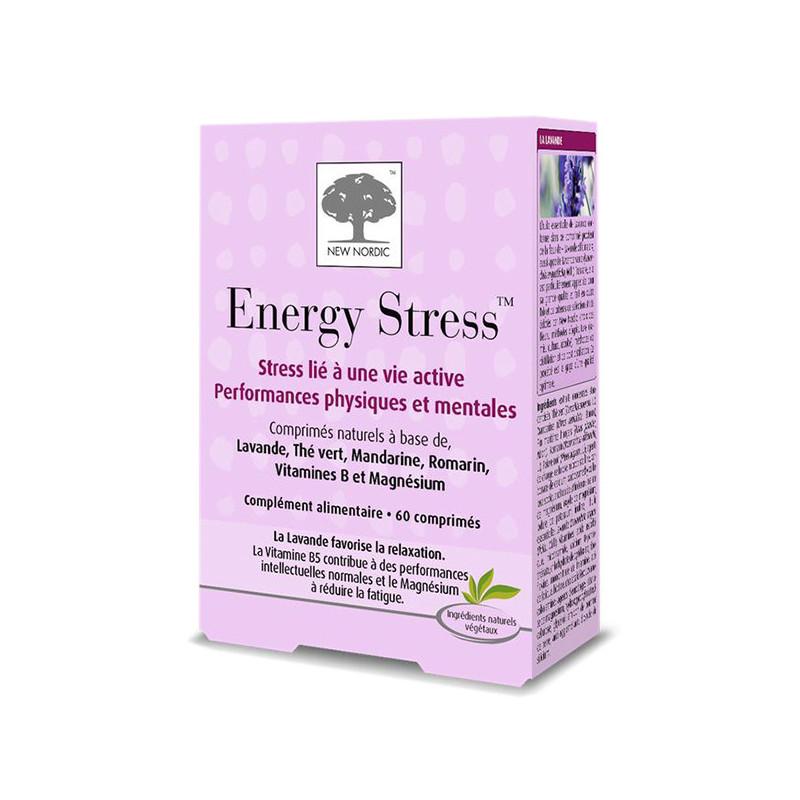 Energy Stress 60 comprimés 60 comprimés