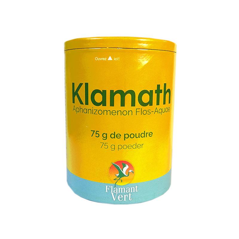Algue Klamath poudre 75g 75g poudre