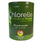 Chlorelle Flamant vert 130 g poudre 130 g poudre