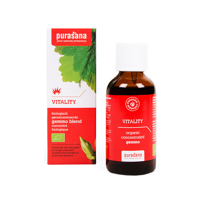 Vitality bio 50 ml purasana 50 ml
