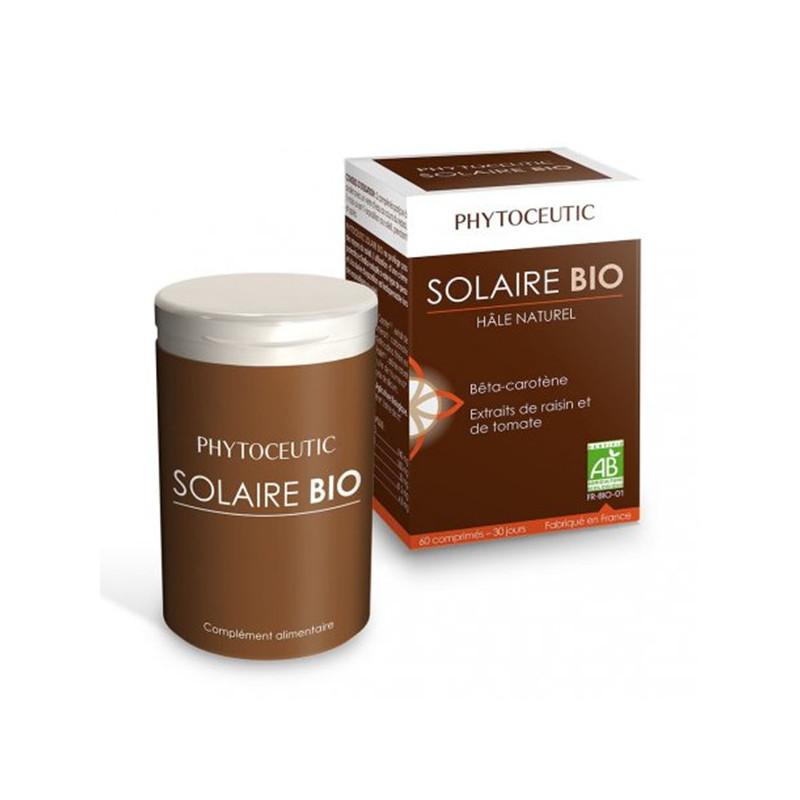 Solaire Bio 60 comprimés Phytoceutic 60 comprimés
