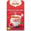 Défenses naturelles Yogi Tea 17 infusions 17 sachets