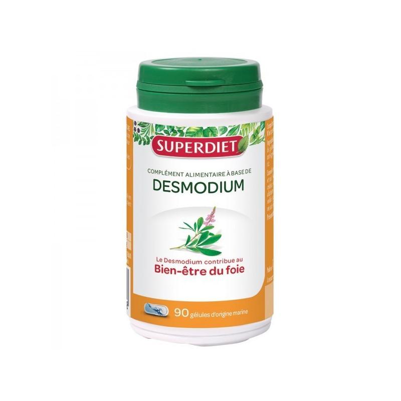 Desmodium 90 gélules Super Diet 90 gélules marines