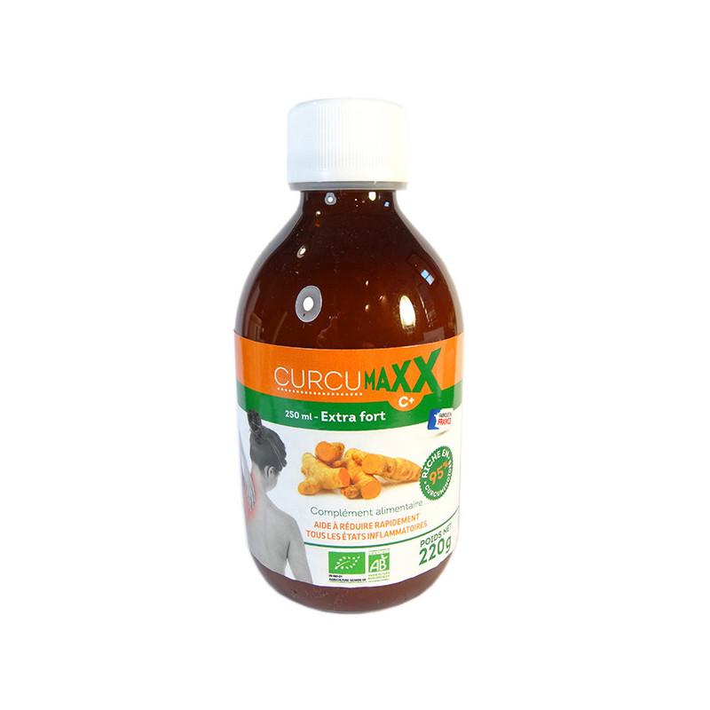 Curcumaxx bio 250ml Extra-Fort 95% 250 ml