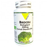 Brocoli Bio 500mg 60 gélules Vitall+ 60 gélules végétales