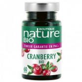 Cranberry Bio 60 gélules 60 gélules