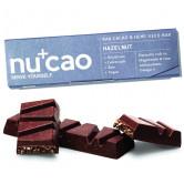 Barre Nucao Noisette Bio 40 gr