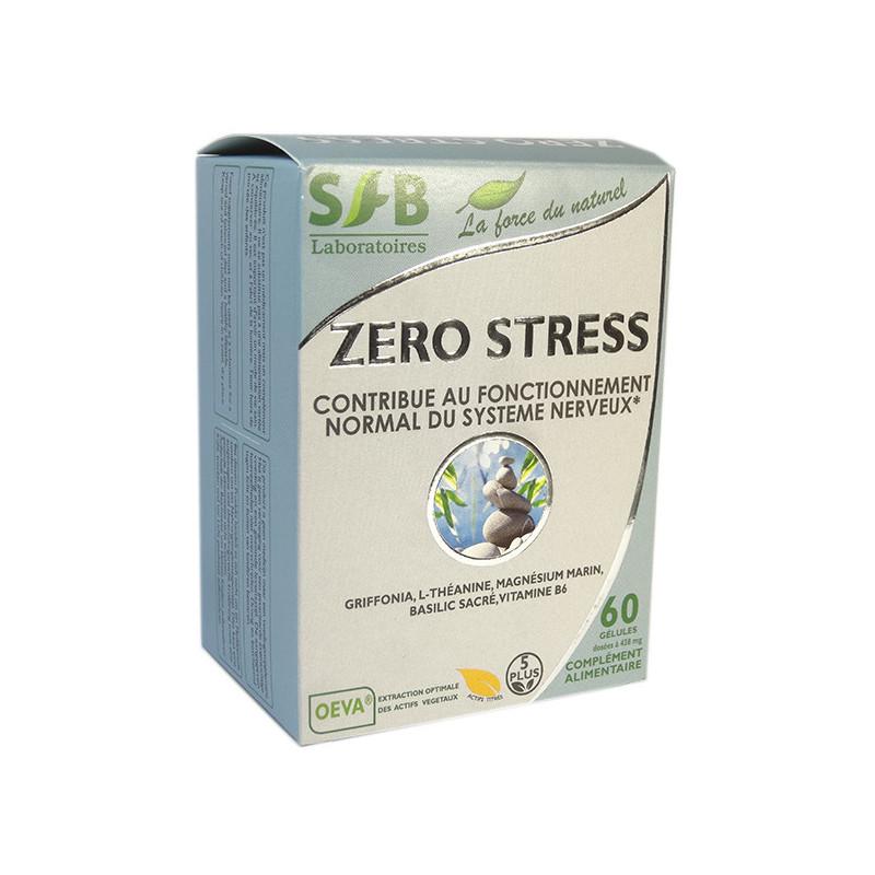 Zero Stress 60 gélules SFB 60 gélules