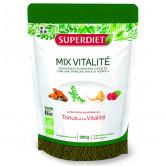 Mix Vitalité Bio Vegan 200gr Super-Diet Doypack 200gr