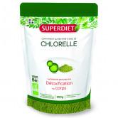 Chlorelle Bio Vegan 200gr Super-Diet Doypack 200gr