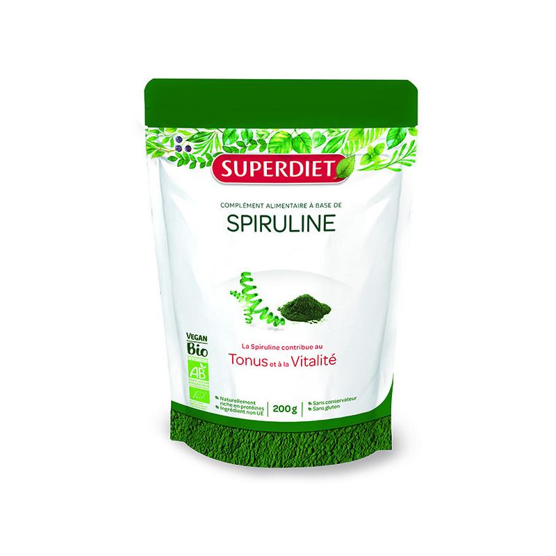 Ou Acheter Spiruline : Code avantage - Crème - Posologie | Quels sont les effets secondaires ?