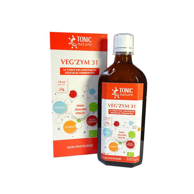 Veg'Zym 31 250ml Tonic Nature 250 ml