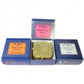 Al Bara coffret 3 savons d'alep parfumés 3 X 100 gr