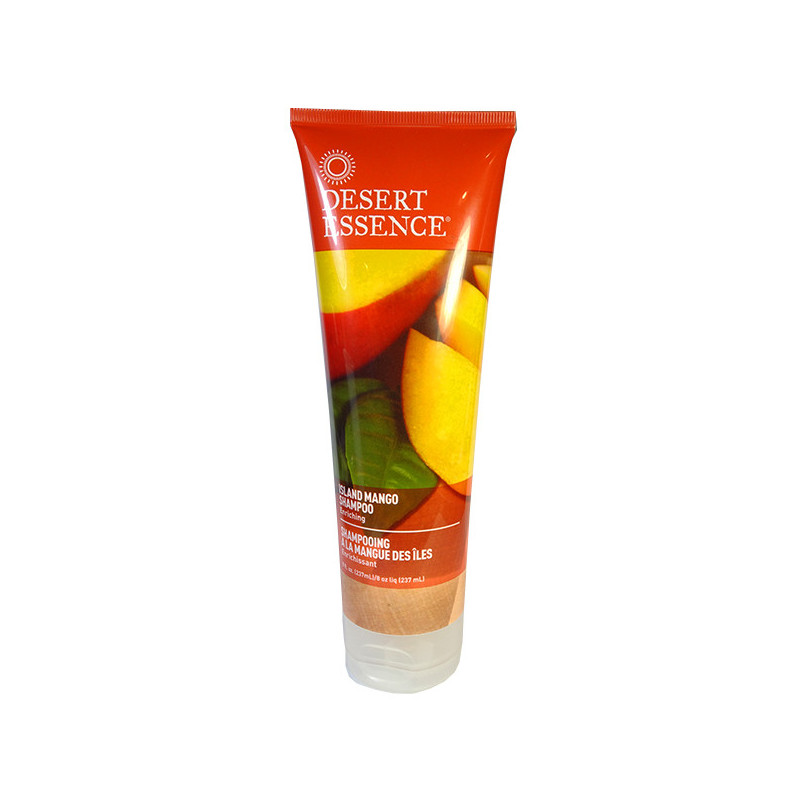 Shampooing à la Mangue Desert Essence Tube 237ml