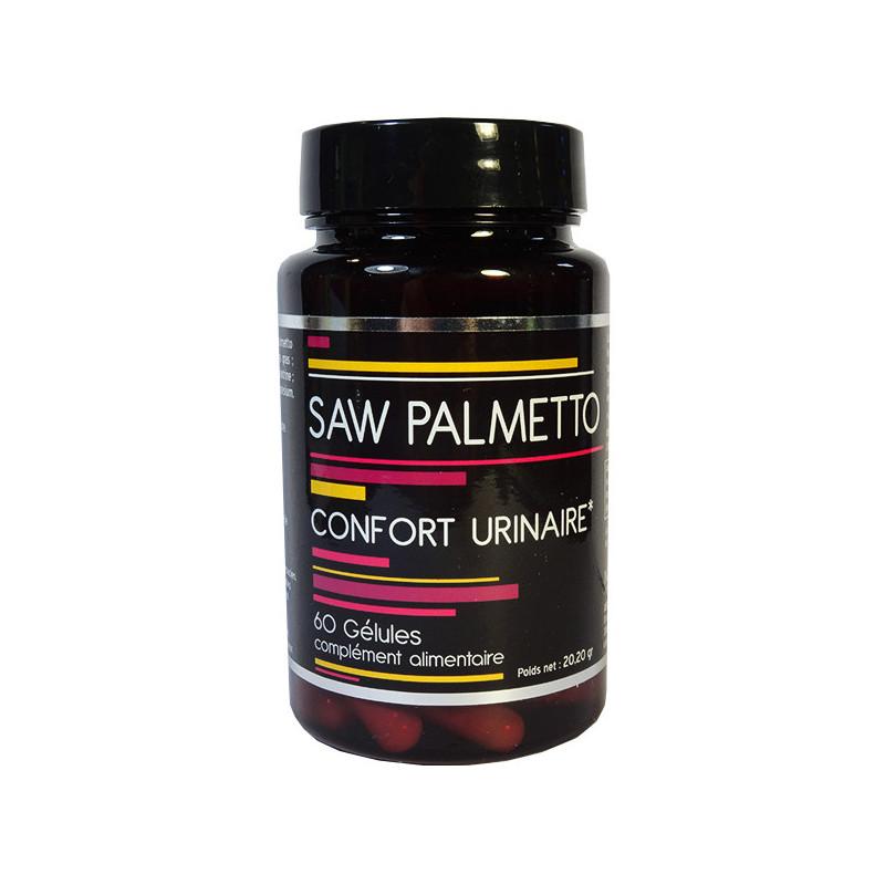 Saw Palmetto 60 gélules Nutrivie 60 gélules végétales