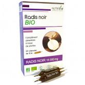 Radis noir Bio Nutrivie 20 ampoules 20 ampoules de 15ml