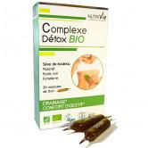 Complexe detox Bio Nutrivie 20 ampoules 20 ampoules de 15ml