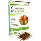 Complexe Brûleur Bio Nutrivie 20 ampoules 20 ampoules de 15ml