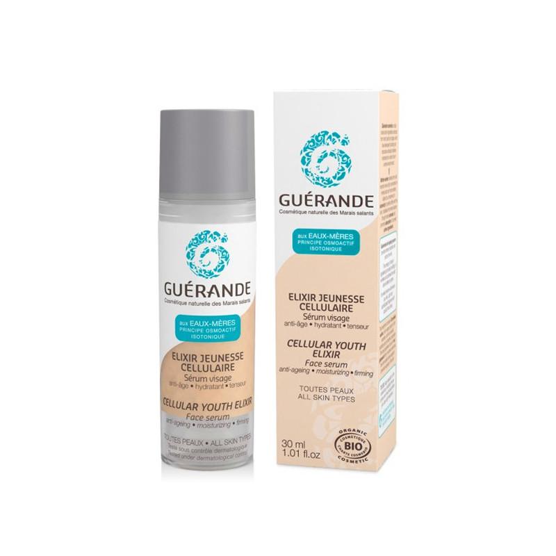 Elixir Jeunesse Cellulaire Guérande 30ml Flacon pompe 30 ml