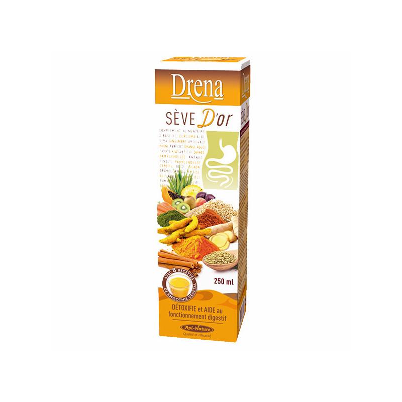 Drena Sève d'or 250ml Api-nature 250 ml