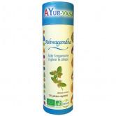 Ashwagandha Bio 120 gélules Ayur Vana 120 gélules végétales