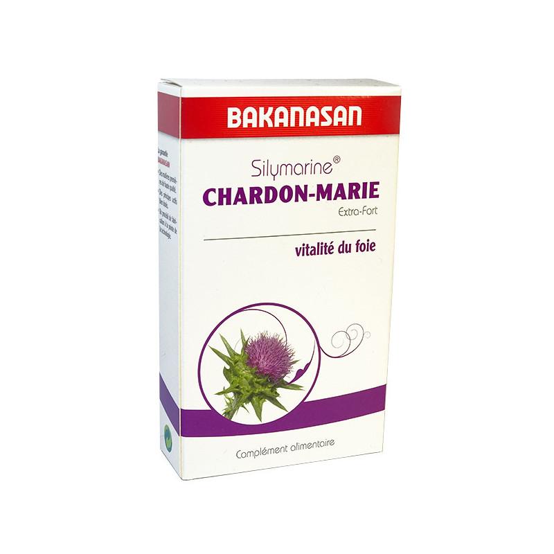 Silymarine extra-forte Bakanasan 60 comprimés