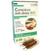 Complexe Anti-Stress Bio Nutrivie 20 ampoules 20 ampoules de 15ml