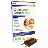 Complexe Sommeil Bio Nutrivie 20 ampoules 20 ampoules de 15ml