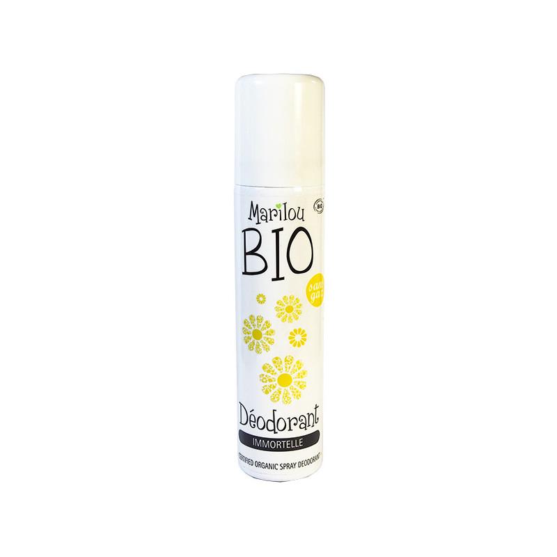 Déodorant Bio Immortelle Marilou Spray 75ml