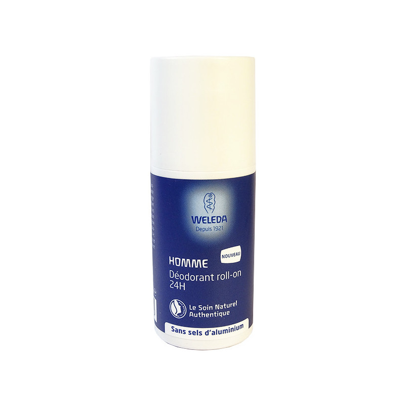 Déodorant Homme Roll'On Weleda Roll'On 50ml