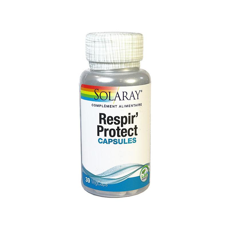 Respir'Protect 30 capsules Solaray 30 capsules