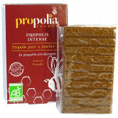 Propolia - Propolis intense pure BIO à macher - 10 gr 10 gr
