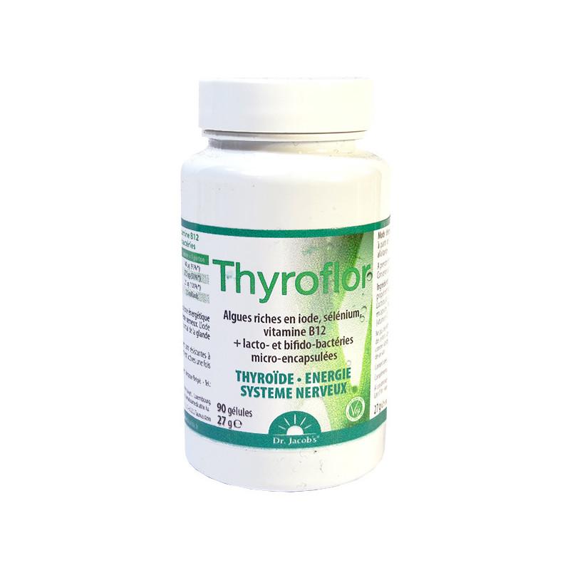 Thyroflor 90 gélules Dr Jacob's 90 gélules