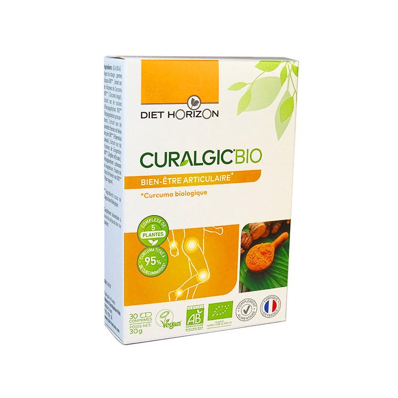 Curalgic Bio 30 comprimés Diet Horizon 30 comprimés