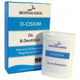 D-Cisium 60 comprimés Biothalassol 60 comprimés