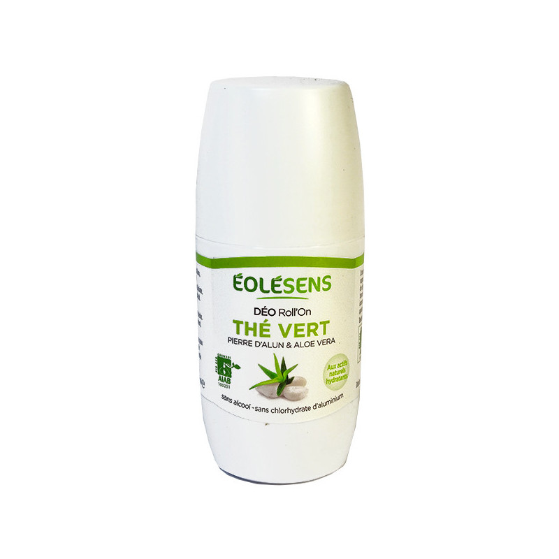 Déo Roll'On Thé Vert 75ml Eolesens Roll On 75ml