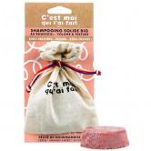 Shampooing Solide bio au Rhassoul 65 gr