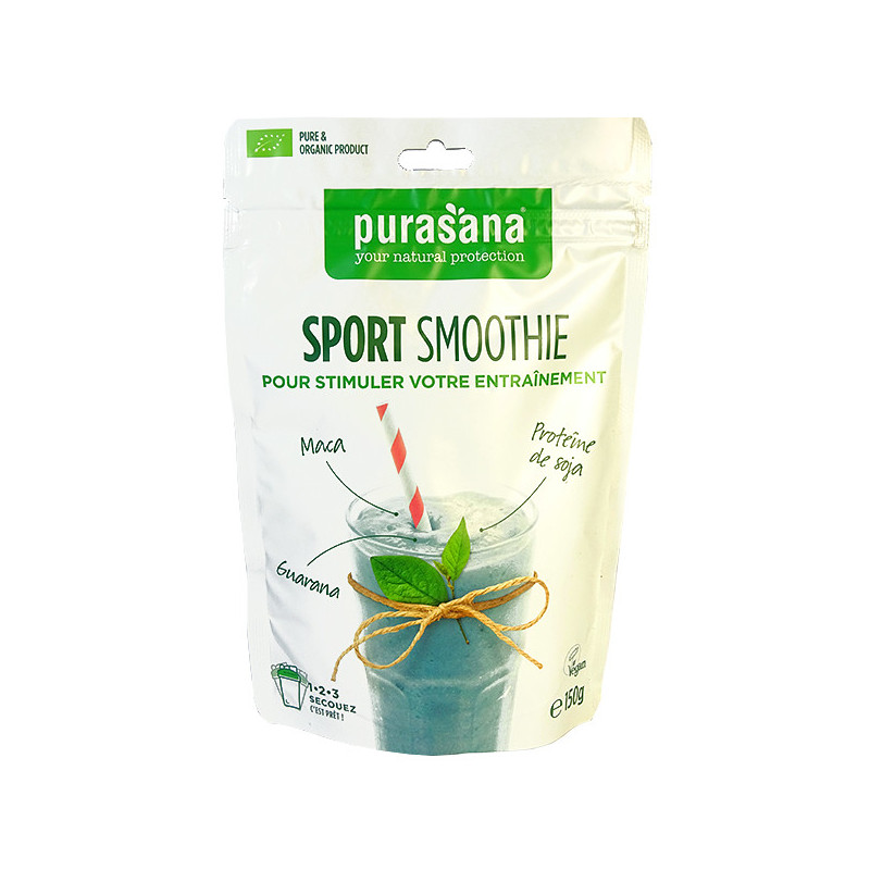 Sport smoothie 150gr Purasana 150 gr