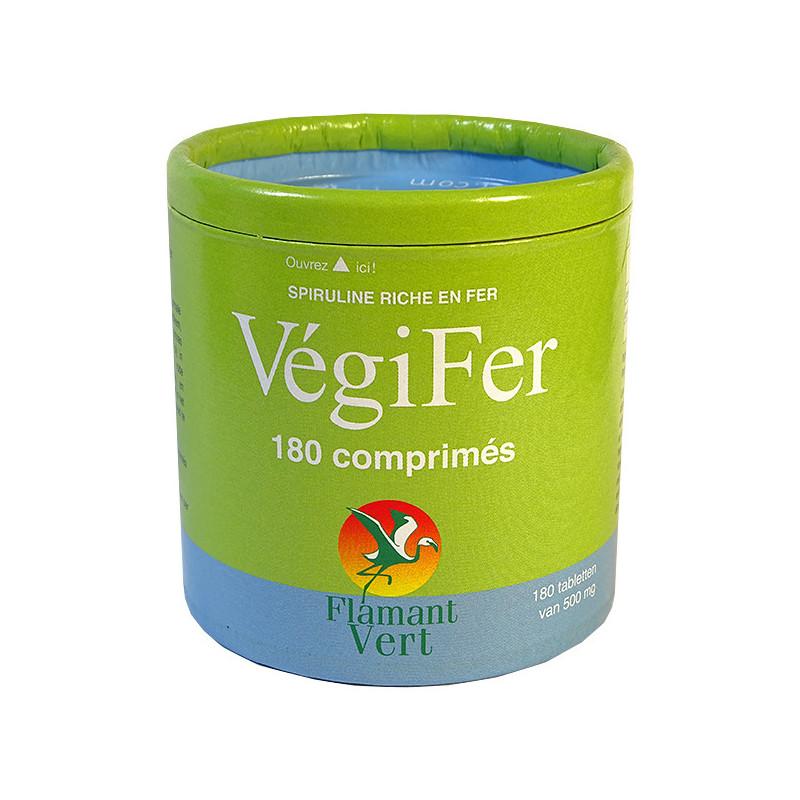 Végifer_180_comprimés_Flamant_Vert