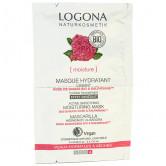 Logona rose damas masque relaxant 2 sachets de 7