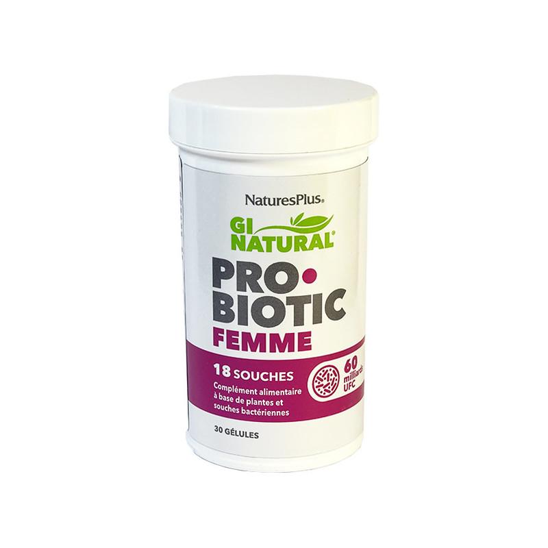 Probiotic_Femme_30_gélules_Naturesplus