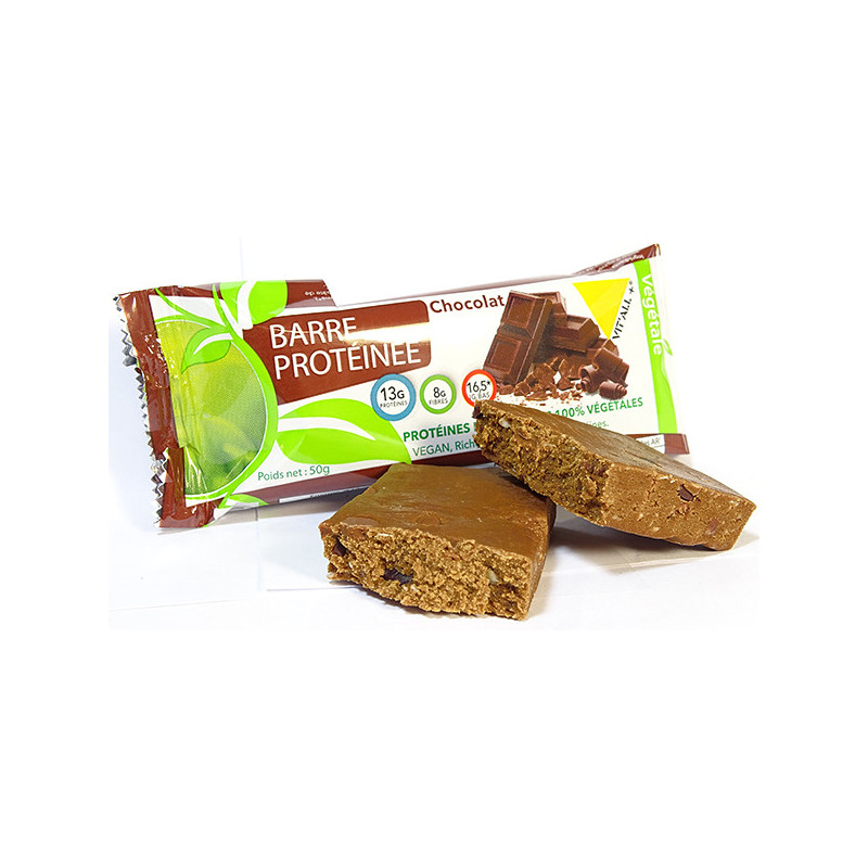 Barre_Protéine_bio_chocolat_50g_Vitall+