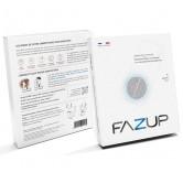 Fazup_silver_patch_téléphone_portable