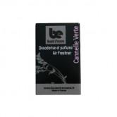 Buvard d'Encens Cannelle verte Bote de 36 papiers d'encens