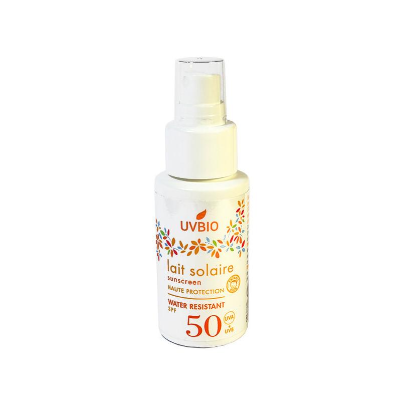 Lait_solaire_kids_SPF50_UVBIO_Spray_50ml