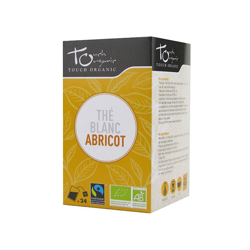 Thé_blanc_Abricot_Touch_Organic