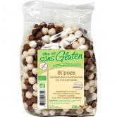 Bi'Pops cacao & noix de coco 250 g - Sans Gluten