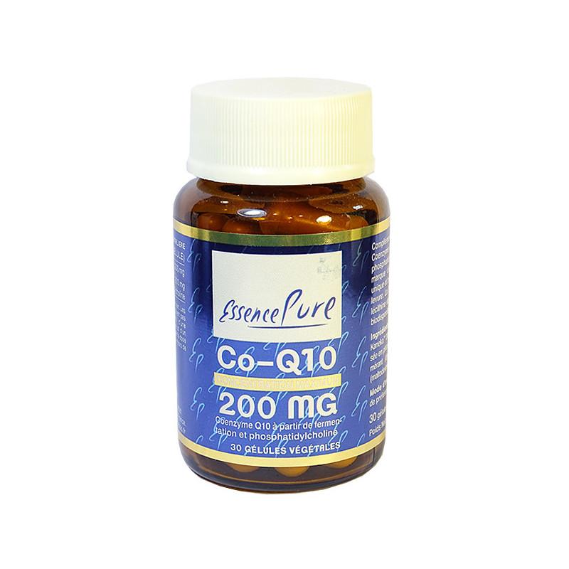 Co-Q10_200mg_Essence_pure_30_gélules