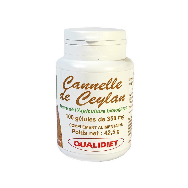 Cannelle_de_Ceylan_Bio_100_gélules_Qualidiet