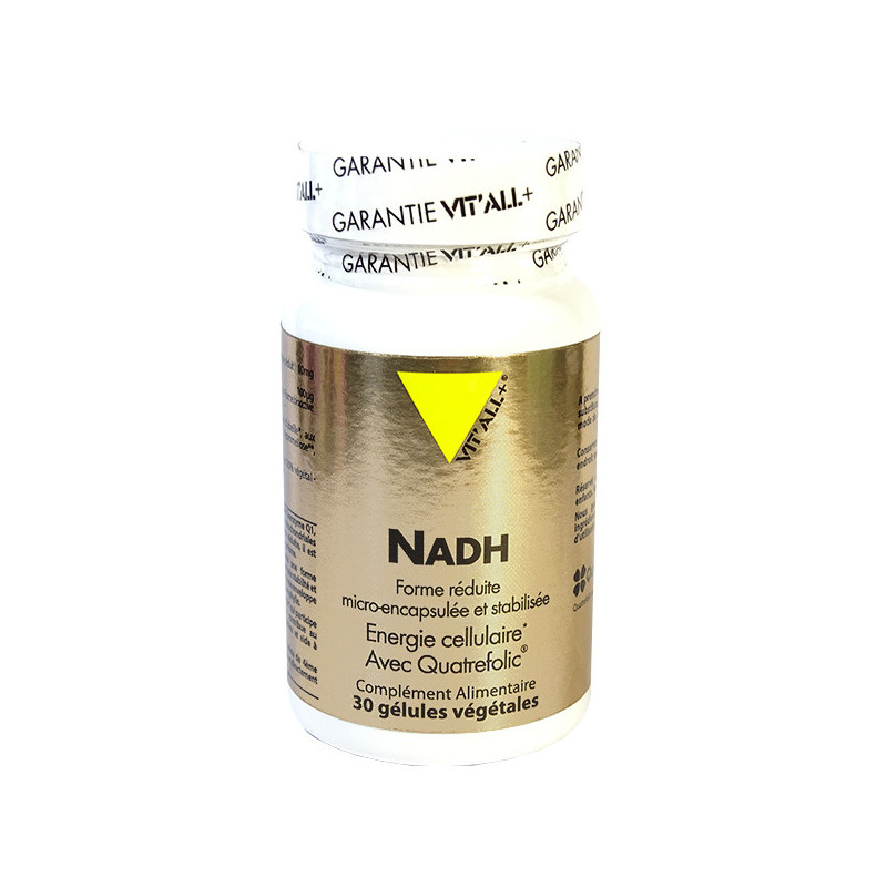 NADH_Vitall+_30_gélules